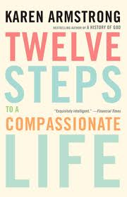 12 steps to a compassionate life - book