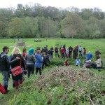 Foraging with Olya
