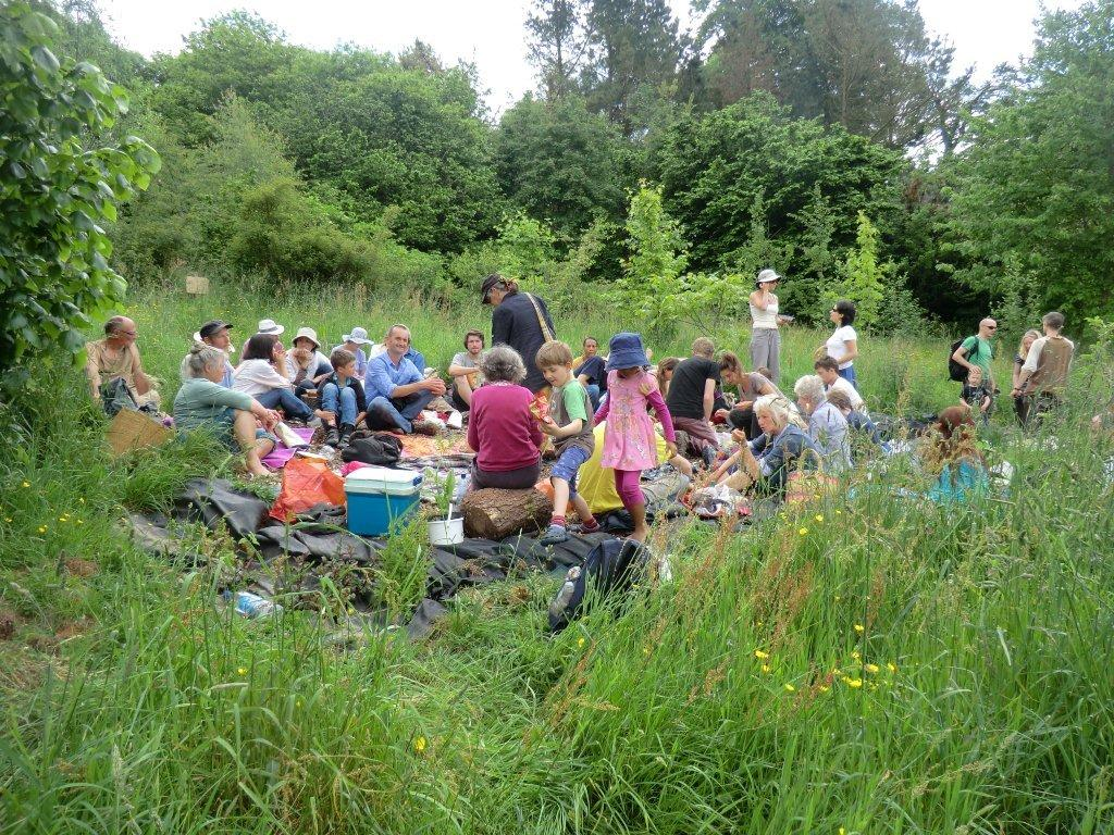 Forest Garden Plork Session Followed By Picnic Come To
