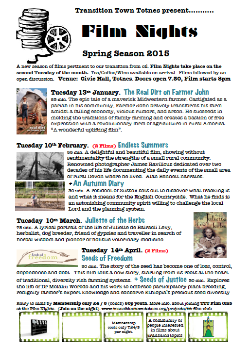 TTT Film Nights Spring season low res
