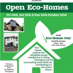 Open Eco Homes weekend