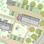 Layout of Transition Homes Clay Park